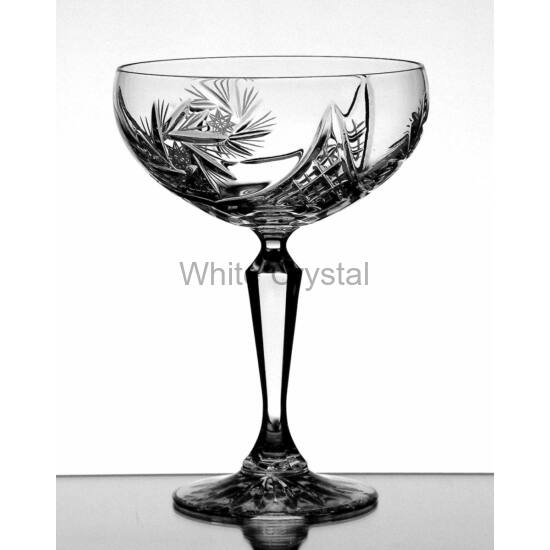 Victoria * Ólomkristály Pezsgős csésze