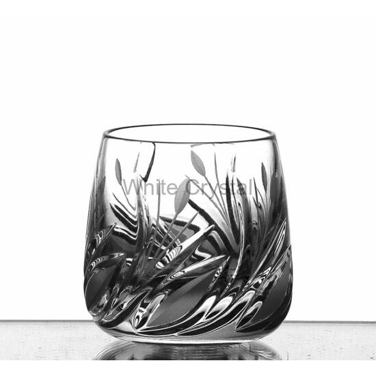 Viola * Ólomkristály Vodka Barilotto pohár