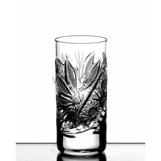 Liliom * Ólomkristály Vodka pohár