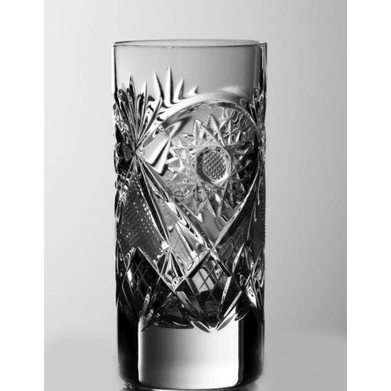 Kőszeg * Ólomkristály Vodka pohár