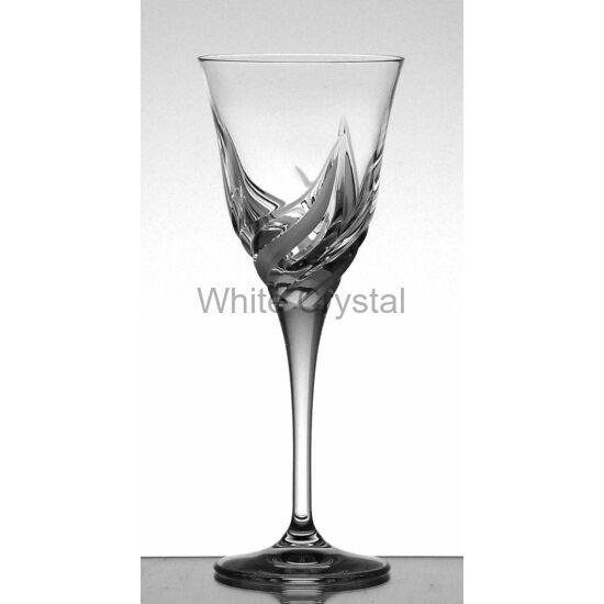 Fire * Ólomkristály Wine kehely