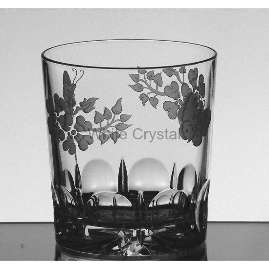 Garden * Ólomkristály Whisky cz pohár (13)