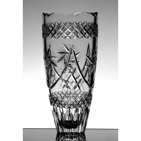 Victoria * Ólomkristály Fazék váza 300 (16)