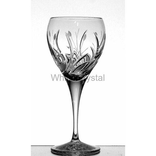 Viola * Ólomkristály F wine kehely