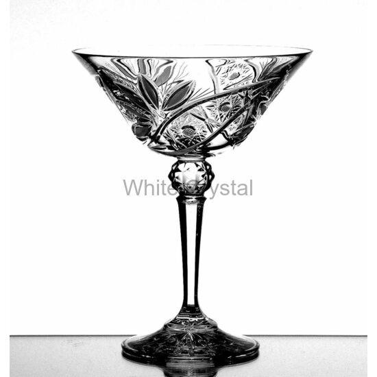 Liliom * Ólomkristály Martini(29) kehely