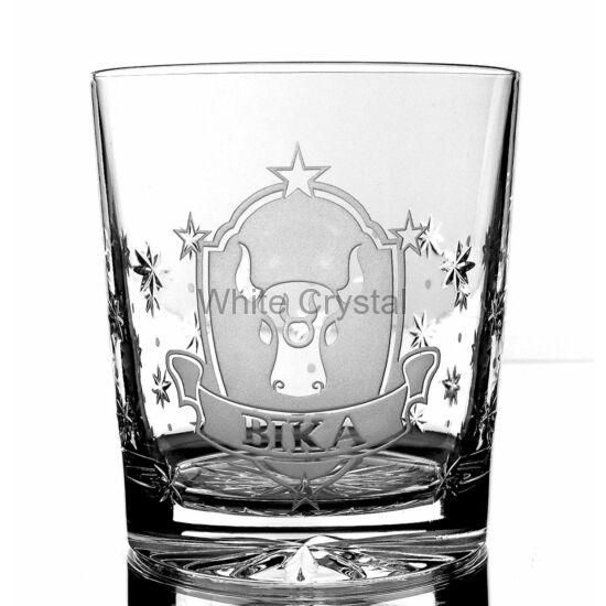Other Goods * Kristály Horoszkópos whisky pohár CS