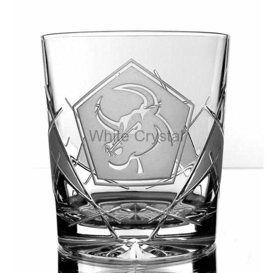 Other Goods * Kristály Horoszkópos whisky pohár M