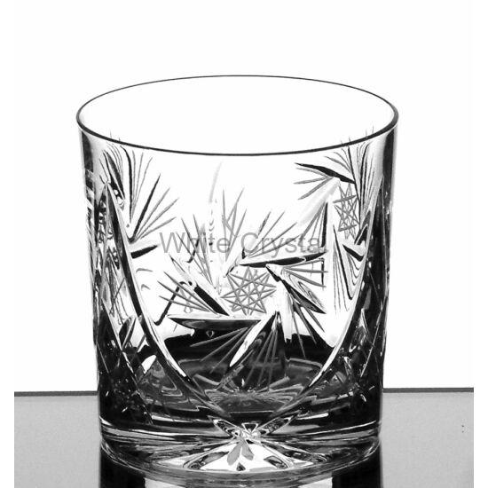 Victoria * Kristály Whisky pohár 9-oz LF