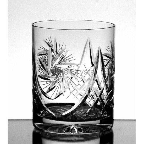 Victoria * Kristály G Whisky pohár 320 ml
