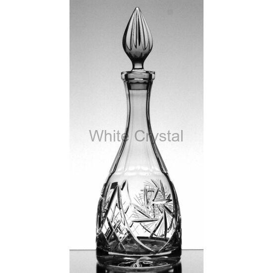 Victoria * Kristály Hegyes boros palack 1l LF