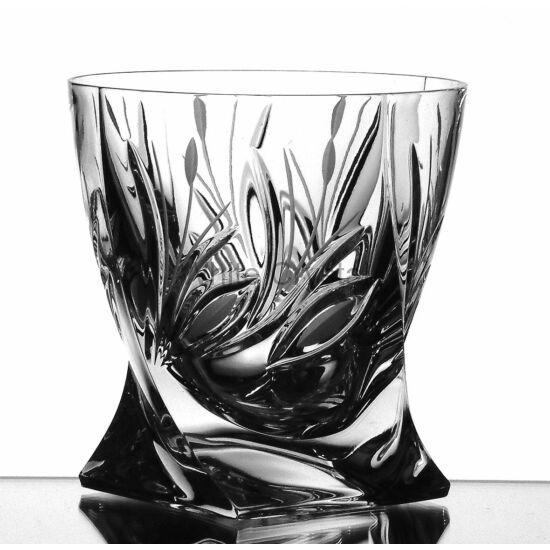 Viola * Kristály Cs whisky pohár 13 LF (17)