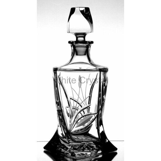 Viola * Kristály Cs Whisky palack 850 ml