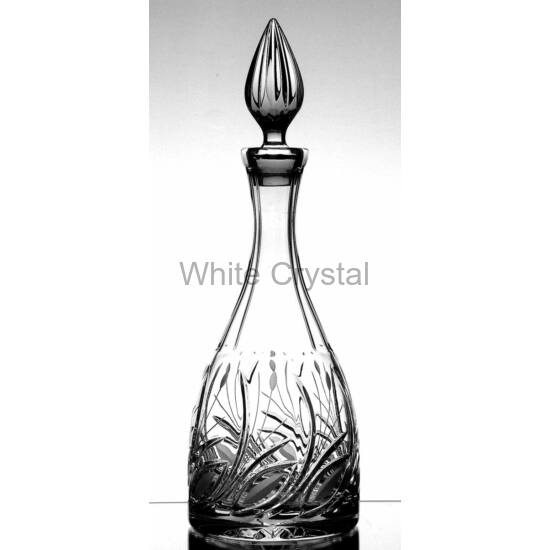 Viola * Kristály Hegyes boros palack 1l LF