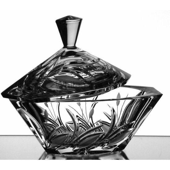 Viola * Kristály O Bonbonier 18,5 cm LF