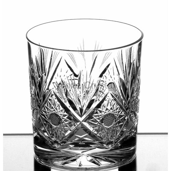 Laura * Kristály Whisky pohár 9-oz LF