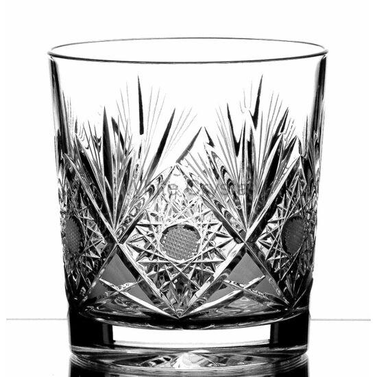 Laura * Kristály Whisky pohár 12-oz LF