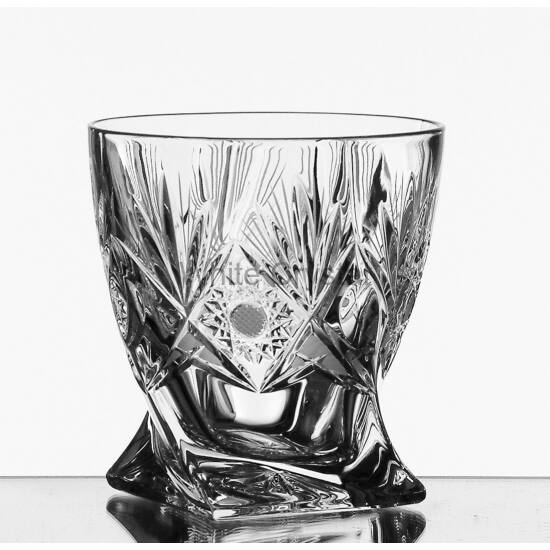 Laura * Kristály Cs whisky pohár 13 LF (17)