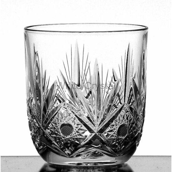 Laura * Kristály Whisky pohár 280 ml