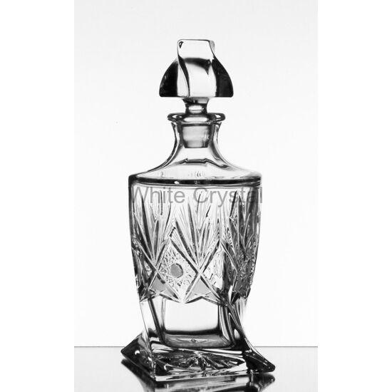 Laura * Kristály Cs Whisky palack 850 ml
