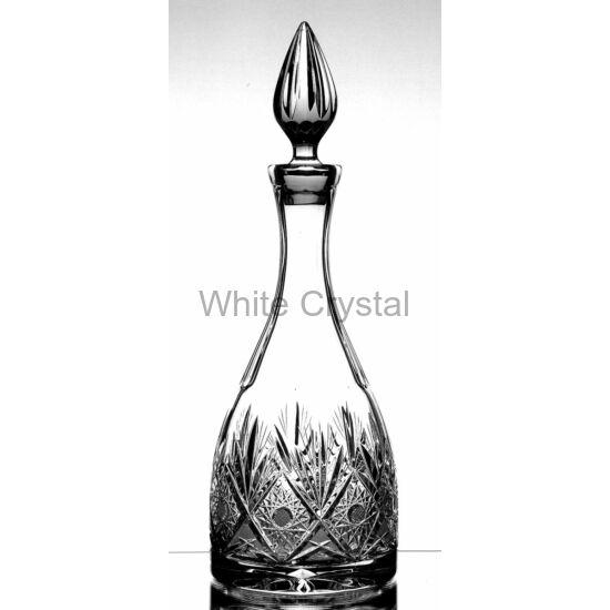 Laura * Kristály Hegyes boros palack 1l LF