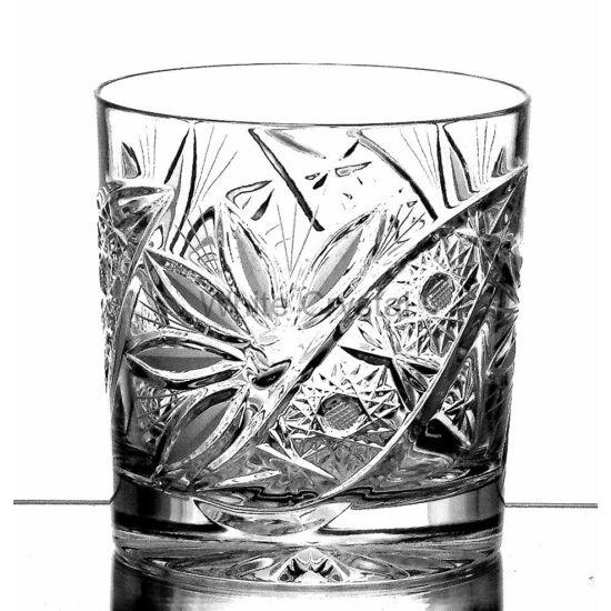 Liliom * Kristály Whisky pohár 9-oz LF