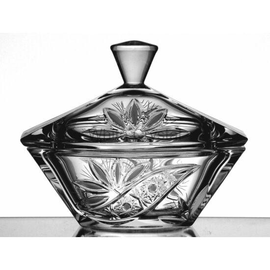 Liliom * Kristály O Bonbonier 18,5 cm LF