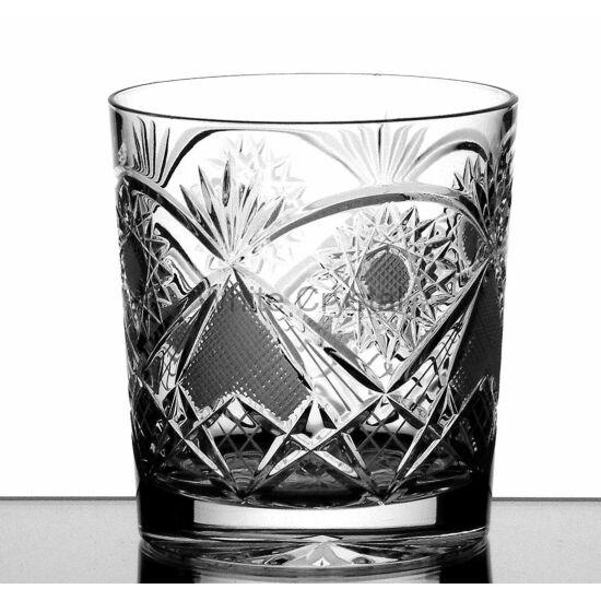 Kőszeg * Kristály Whisky pohár 9-oz LF