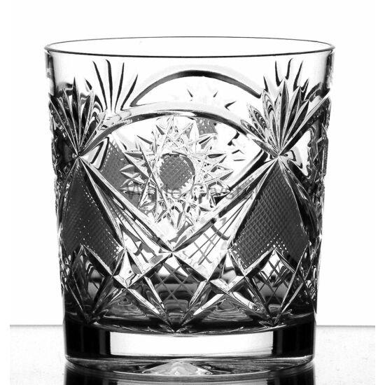 Kőszeg * Kristály Whisky pohár 12-oz LF