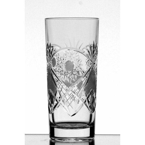 Kőszeg * Kristály Sörös pohár 330 ml