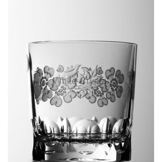 Garden * Kristály Whisky pohár 9-oz LF