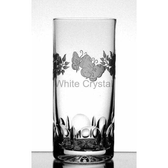 Garden * Kristály Sörös pohár 330 ml