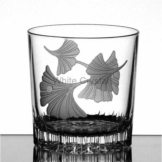 Ginkgo * Kristály Whisky pohár 9-oz LF