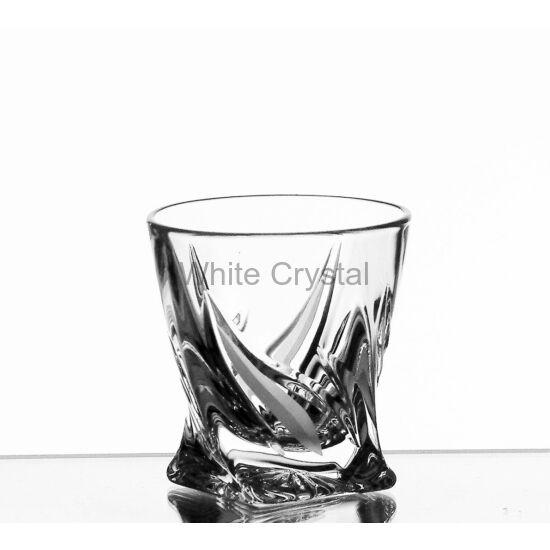 Fire * Kristály Cs Unicum pohár 55 ml