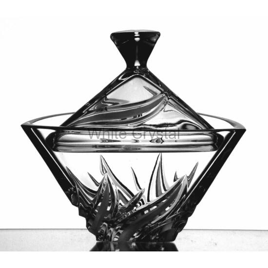 Fire * Kristály Tr Bonbonier 18 cm