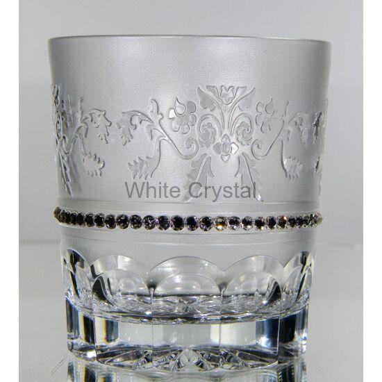 Royal * Kristály Whisky 2(12-oz) pohár set