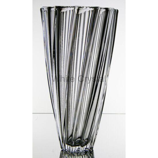 Scal * Kristály Váza 35,5 cm