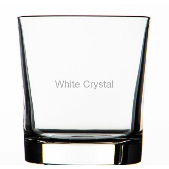 Tumbler * Kristály Whisky 2(12-oz) pohár LF