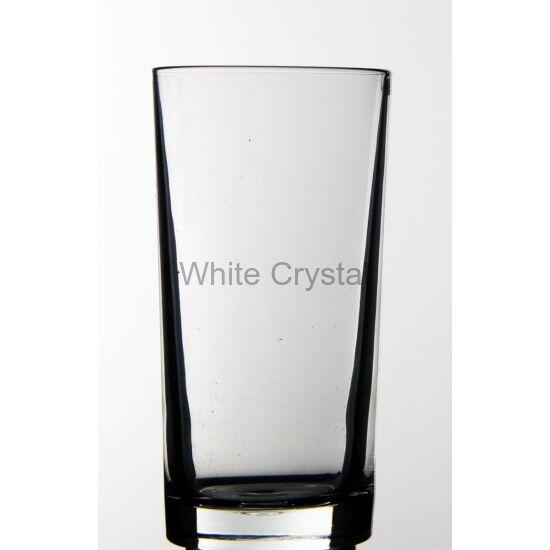 Tosc * Kristály Sörös pohár 330 ml
