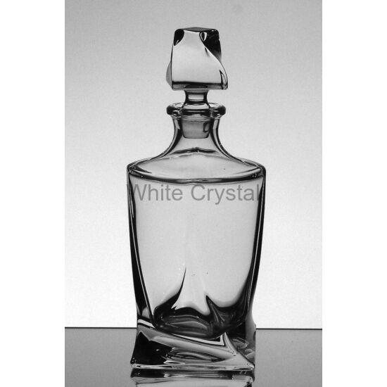 Quad * Kristály Cs Whisky palack 850 ml