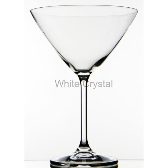 Gas * Kristály Martini kehely 280 ml