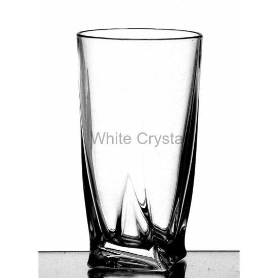 Quad * Kristály CsTumbler pohár 350 ml