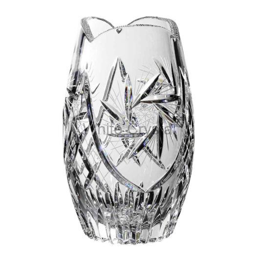 Victoria * Ólomkristály H váza 18 cm