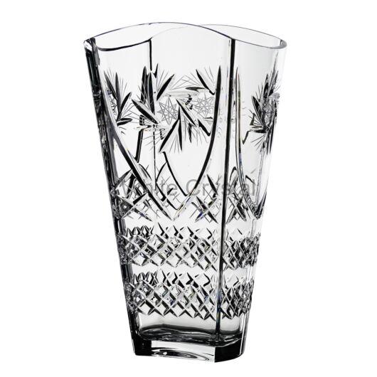 Victoria * Ólomkristály H váza 25,5 cm