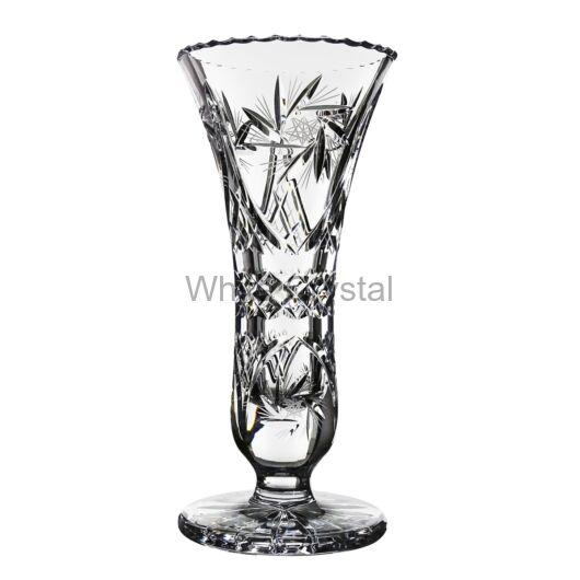 Victoria * Ólomkristály Talpas váza 25,5 cm