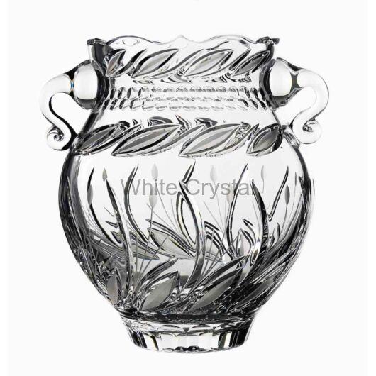 Viola * Ólomkristály Görög váza 25,5 cm