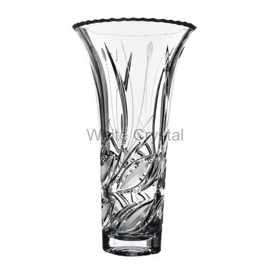 Viola * Ólomkristály T váza 26 cm