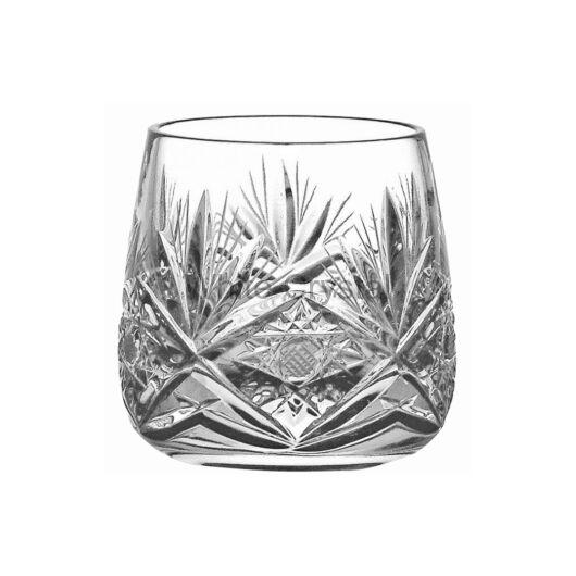 Laura * Ólomkristály Vodka Barilotto pohár