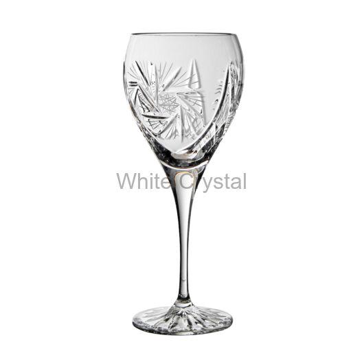 Victoria * Ólomkristály F red wine kehely