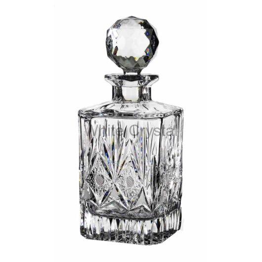 Laura * Ólomkristály Whisky palack 800 ml (62)