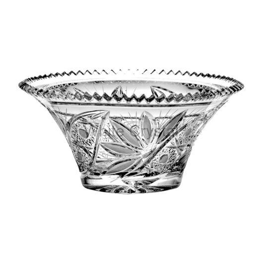 Liliom * Ólomkristály T tál 220 (19)